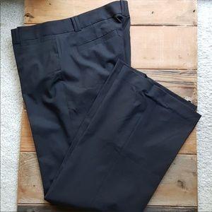 Black Banana Republic dress pant